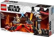 Lego, Star Wars, duel on mustafar