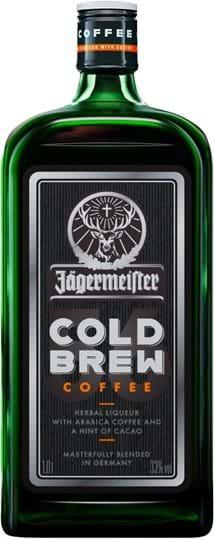 Jägermeister Cold Brew Coffee 33% 1L
