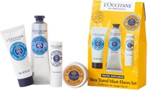 L'Occitane en Provence Shea Hugs and Kisses Body Care Set