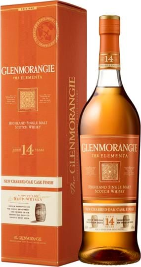 Glenmorangie The Elementa 14yo, giftbox