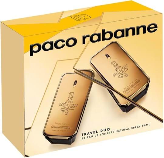 Paco Rabanne 1 Million Duo cont.: 2x Eau de Toilette (GH 984701) 50 ml