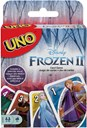Mattel Games, uno frozen 2