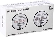 Ecooking Day & Night Beauty Treat-ansigtsplejesæt