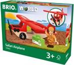 BRIO, safari plane