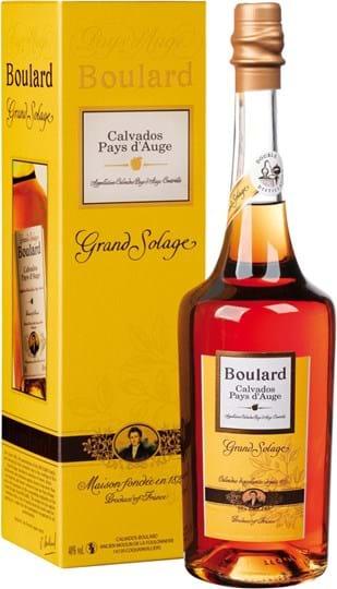 Boulard Calvados Grand Solage 40% 1L