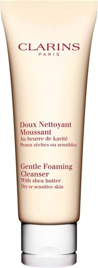Clarins Gentle Foaming Cleanser Dry or Sensitive Skin  (replaces GH-No. 618952)