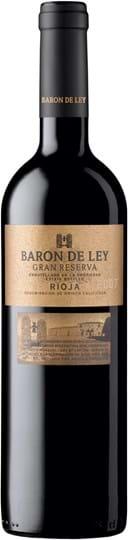 Barón de Ley, Gran Reserva, Rioja, DOCa, tør, rød, 0,75L