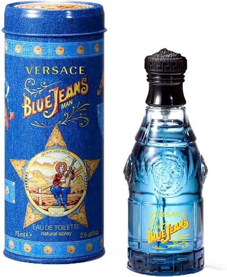 Versace Blue Jeans Man Blue Jeans - EdT Spray