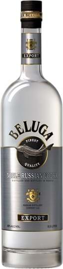 Beluga Vodka 40% 0.5L