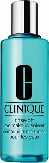 Clinique Rinse-off Eye Make-up Solvent Cleansing Lotion 125 ml