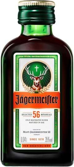 Jägermeister 35% 0.04L