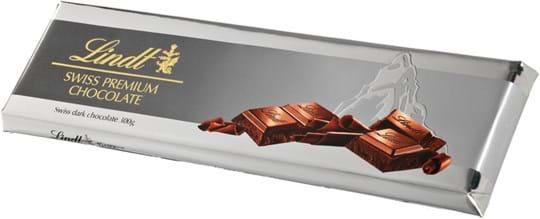 Lindt Tablet Silver Surfin, mørk chokolade 300g