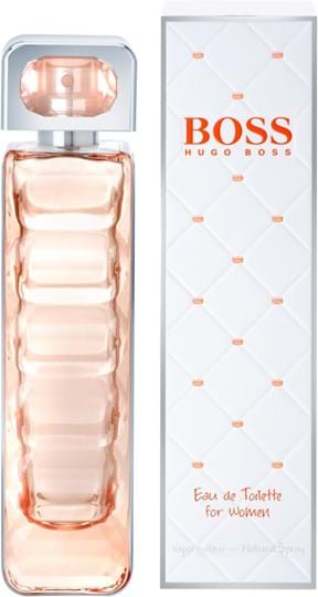 Boss Orange Women Eau de Toilette 75 ml