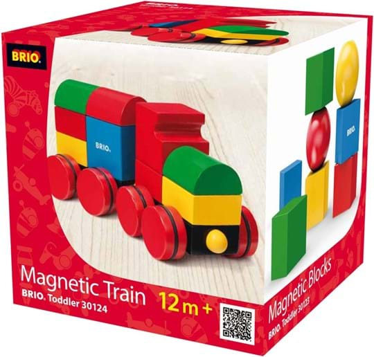 Brio, magnetic train
