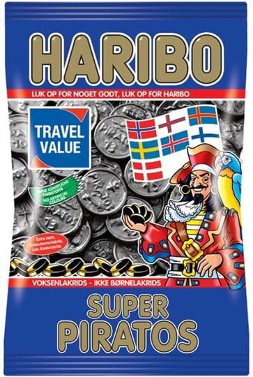 Haribo Superpiratos, 425g