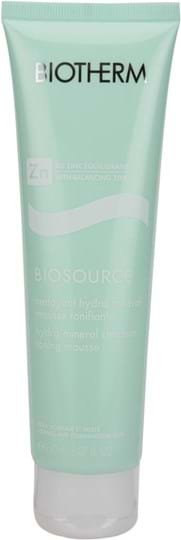 Biotherm Biosource Cleansing Mousse 150 ml