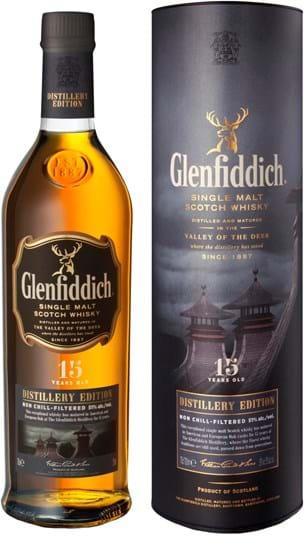 Glenfiddich Cask Strength, 15 years