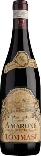 Tommasi, Amarone della Valpolicella Classico, DOCG, tør, rød, 0,75L