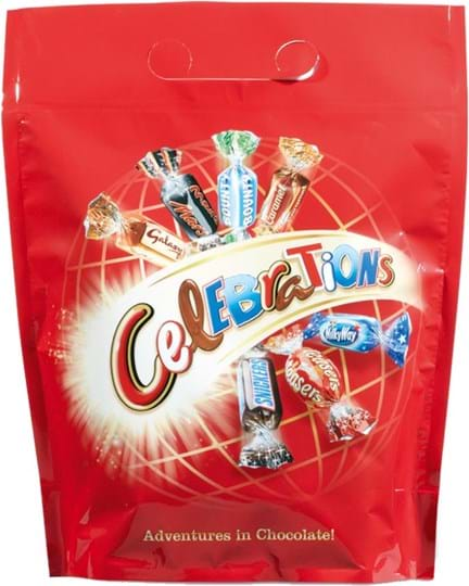 Celebrations Mars Celebration Bonmix, pouch