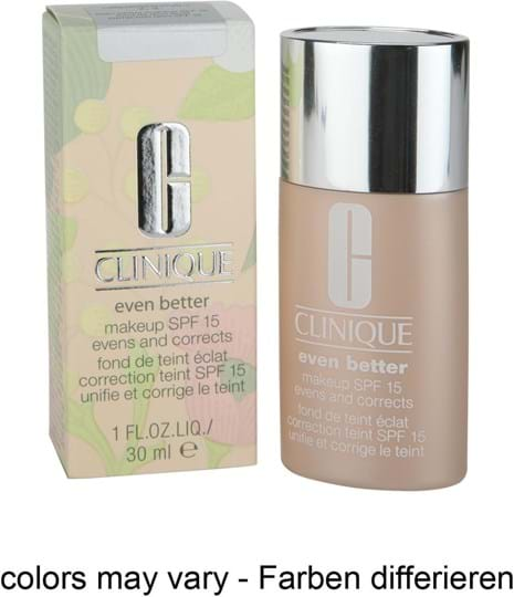 Clinique Even Better Makeup SPF 15 N° 06 Honey 30 ml
