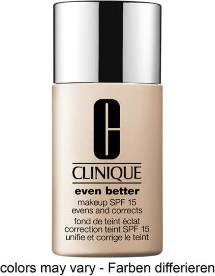 Clinique Even Better Make Up SPF 15, foundation N° 9 Sand 30 ml