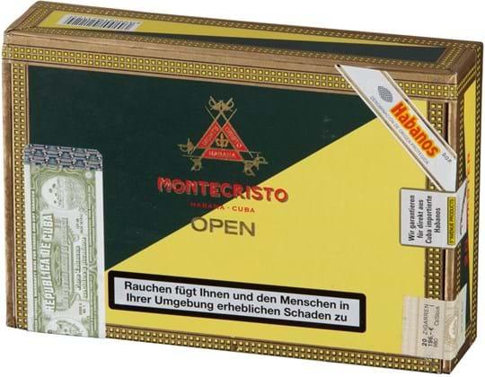 Montecristo Open Master 20 stk