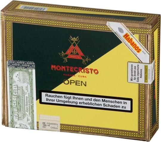 Montecristo Open Regata 20stk