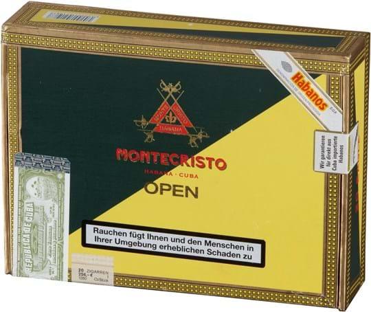 Montecristo Open Golden Eagle (20's)