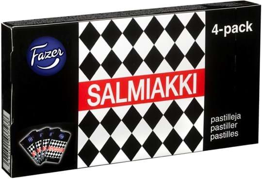 Karl Fazer Salmiakki, multipack