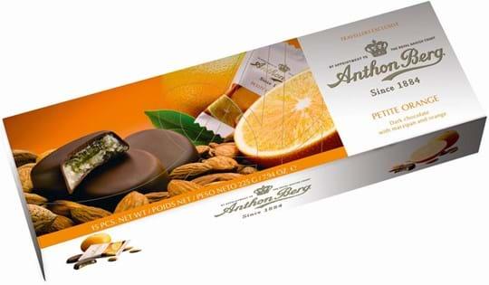 Anthon Berg Petit Orange 225g