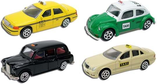 Premier Portfolio, Taxis