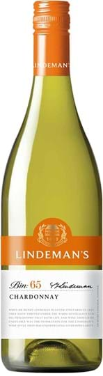 Lindemans, BIN 65, Chardonnay, dry, white (screw cap)