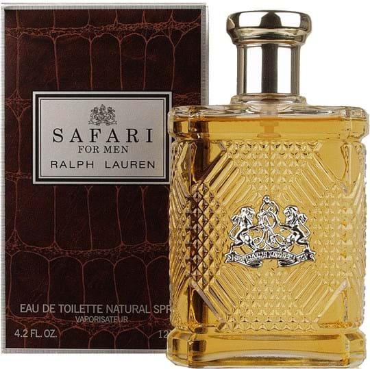 Ralph Lauren Safari for Men Eau de Toilette 125ml