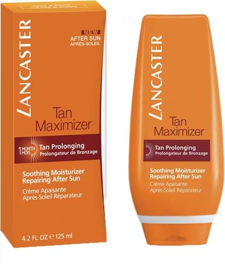 Lancaster After Sun Tan Maximizer Face & Body 125 ml