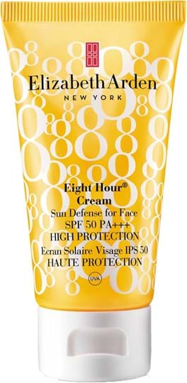 Elizabeth Arden 8-Hour Eight Hour Sun Defense for Face SPF 50 High Protection