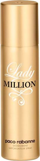 Paco Rabanne Lady Million Deo Natural Spray