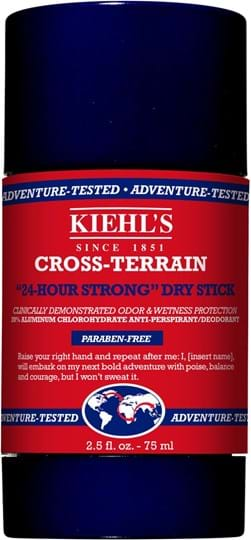 Kiehl`s Cross Terrain Deodorant Travel Size 75 ml