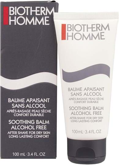 Biotherm Homme After Shave Baume Apaisant Smoothing Balm Alcool Free 100 ml