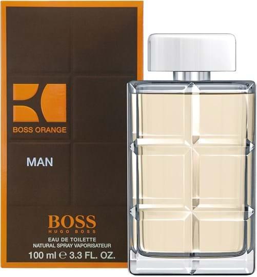 Boss Orange Man Eau de Toilette 100 ml