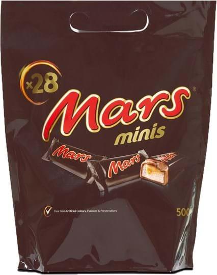 Mars Mono Pouch 500g