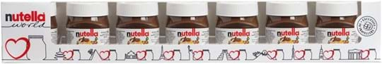 Nutella Weekly Pack 7x30g