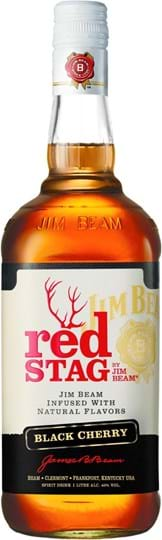 Jim Beam Red Stag 40 % 1L