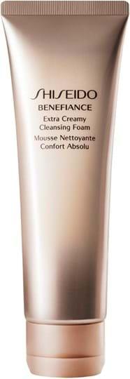 Shiseido Benefiance Wrinkle Resist 24 Extra Creamy Cleansing Foam  125 ml