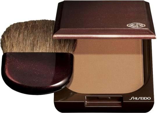 Shiseido Natural Glow Bronzing Powder Light Bronze