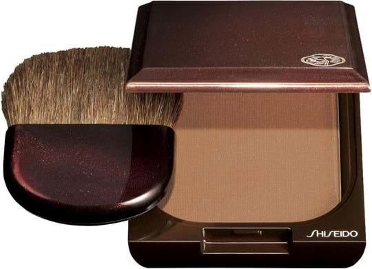 Shiseido Natural Glow Bronzing Powder Dark Bronze