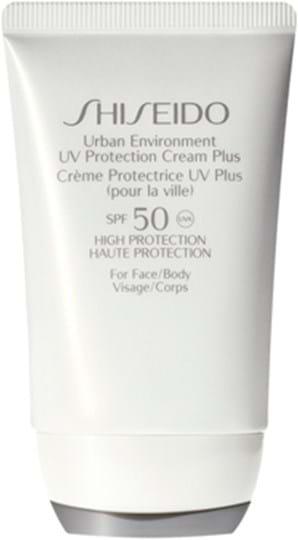 Shiseido Global Sun Care Urban Environment UV-beskyttelsescreme Plus 50 ml