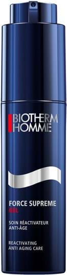 Biotherm Homme Force Supreme Re-Activating Anti-Aging Care Gel 50 ml