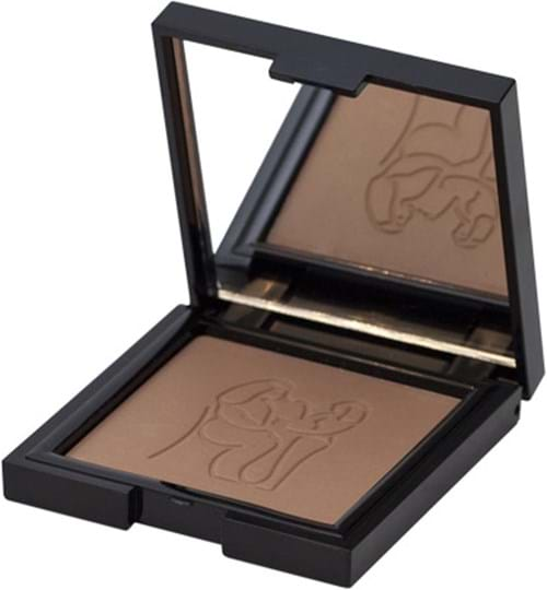 Nilens jord Compact Bronzing Powder N° 556 Matt Finish Dark 10 g