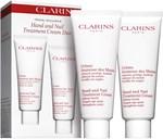 Clarins Cream Jeunesse des Mains Hand Cream Duo