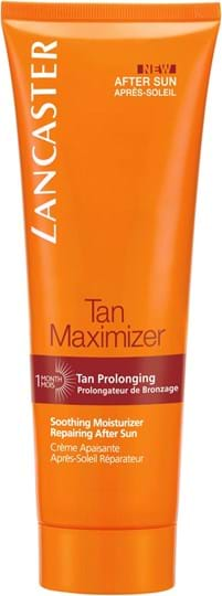 Lancaster Tan Maximizer Soothing Moisturizer (Face & Body) - 250 ml